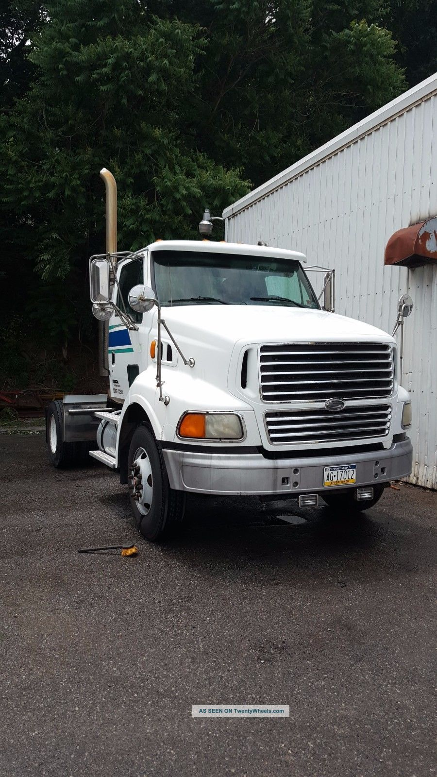 2000 Sterling At9500 Commercial Trucks Daycab, Semi, Tractor, Cat