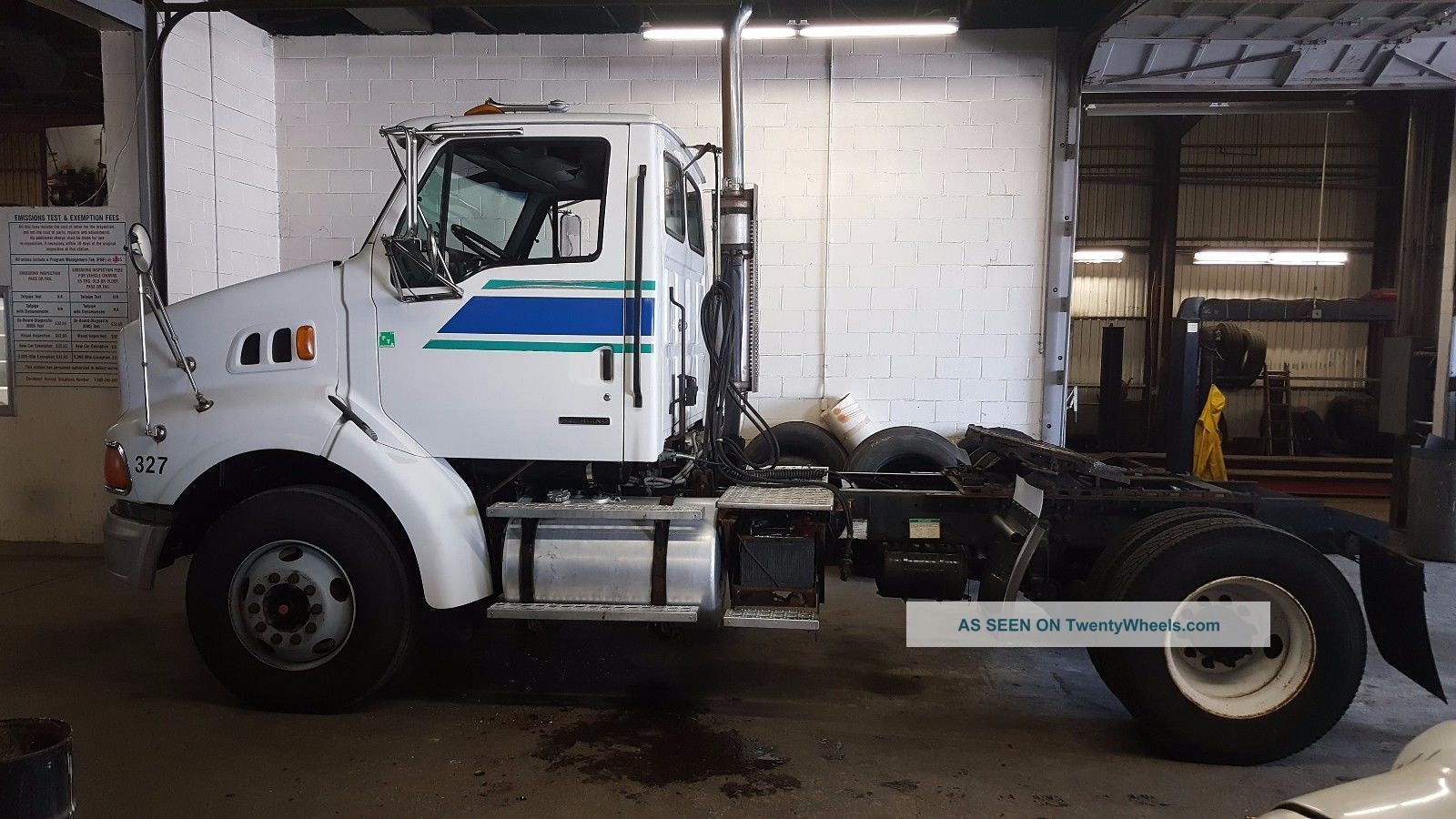 Commercial Trucks: Sterling Commercial Trucks