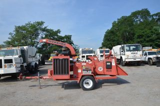 2010 Morbark Beever M12r Wood Chipper photo