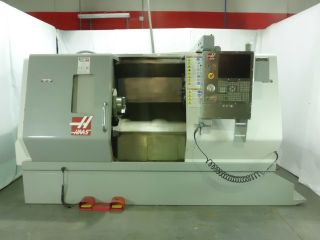2007 Haas Sl - 30t,  Tailstock,  10