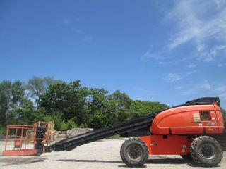 Jlg 600s Telescopic 4x4 Boom Lift Aerial Lift Stick Boom Lift Deutz Diesel Jlg photo