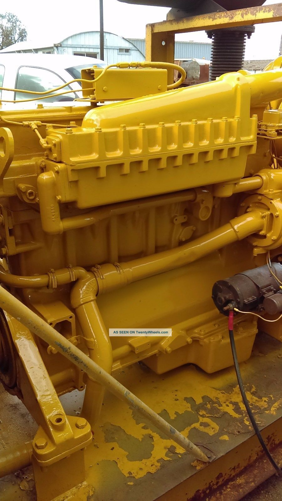 d343 cat engine specs  d343  free engine image for user manual download Cat D343 Engine Cat D343 Engine