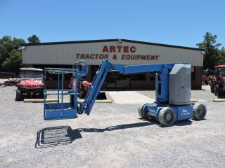 2008 Genie Z30/20n Boom Lift - Jlg - 30 ' Reach - Articulating - photo