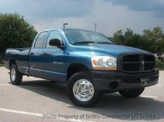 2006 Dodge Ram Crew Quad Cab 4x4 Longbed 8 Foot Just 46k Mi One Owner Nc Truck photo