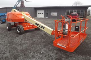 2006 Jlg 400s 4x4 - Serviced/inspected By Jlg Authorized Service Center photo
