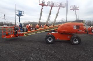 2005 Jlg 600s 4x4 Diesel photo