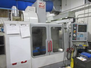 Haas Vf - 0 Cnc Machining Center W/ 10,  000 Rpm Spindle Side Mount Tool Changer photo