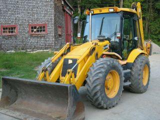 2006 Jcb 214s Backhoe photo