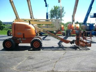 2005 Jlg 450a Articulating Boom Lift 51 ' Working Height photo