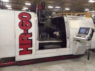 Fryer Hr60 Cnc Horizontal Machining Center photo