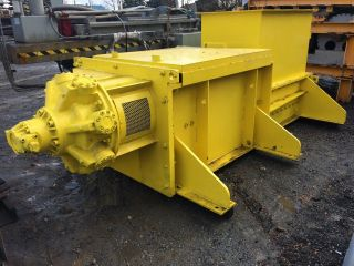Williams 150 - 3456 Ripshear Shredder W/ John Deere Diesel & Lima 40 Kw Generator photo