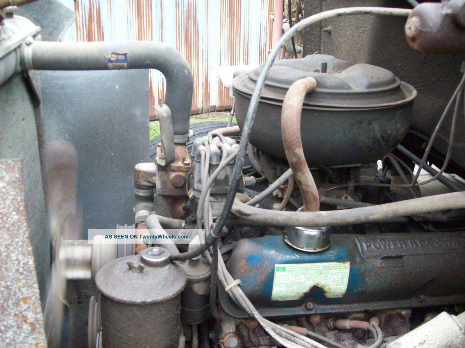 361 ford industrial engine