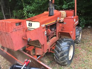 2001 Ditch Witch 5110.  Amazing Deal Pickup Or Deliver photo