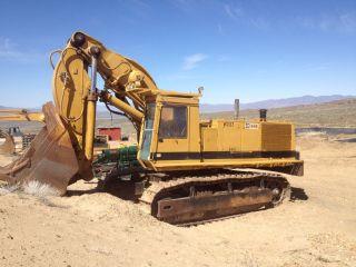 Cat 245 Shovel Excavator photo