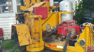 1991 Cimline 100 Melter Applicator Crack Fill Trailer photo