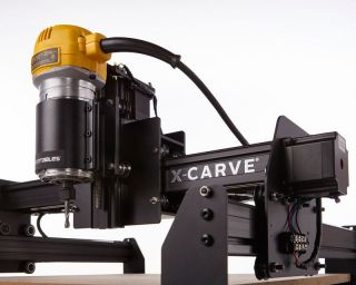 3 - Axis Cnc Machine Fully Assembeled | Inventables X - Carve photo