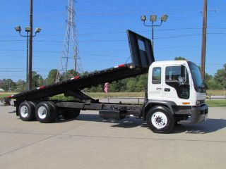 2007 Chevrolet T8500 Flatbed - Dump photo