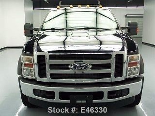 2008 Ford F - 450 Regular Cab Diesel Dually Flat Bed photo