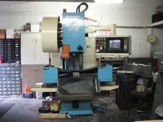 Burgmaster Machining Center photo