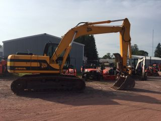 1999 Jcb 160 Nl,  Very,  Only 3000 Hours photo