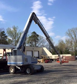 Skyjack Sjb - 66tk Boom Work Platform photo