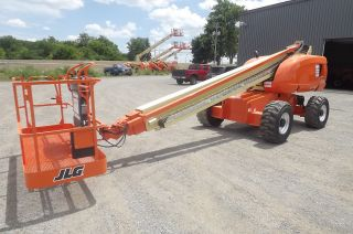 2008 Jlg 600s 4x4 Diesel - Seviced/inspected By Jlg Authorized Service Center photo