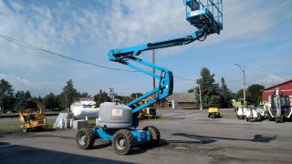 2000 Genie Z4525 45 ' 4x4 Man Lift photo