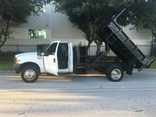2001 Ford F 450 photo