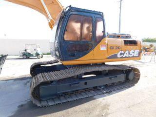 2002 Case Cx210 - Lc Excavator - Cummins Diesel - Cold A/c - Excellent U/c photo