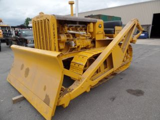 1933 Caterpillar 50 Diesel Dozer,  Laplante/choate Blade,  Very photo