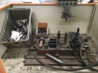 Electrical Discharge Machine photo