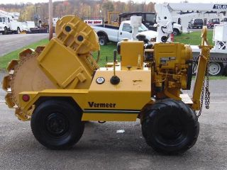 1994 Vermeer Tc4 Trench Compactor Compactors photo