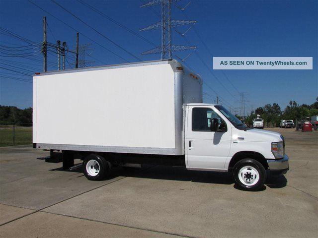 2011 ford e350 box truck. Black Bedroom Furniture Sets. Home Design Ideas
