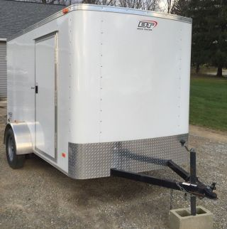 Enclosed Trailer 10 ' - Needs Sold photo