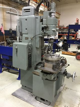 Moore Model 3 Jig Grinder photo