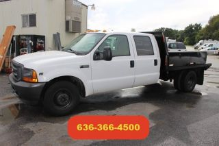 2001 Ford F350 photo