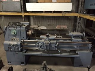 Cincinnati Lathe photo