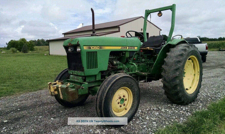 John Deere Backhoe Wheels : John deere tractor wheel drive