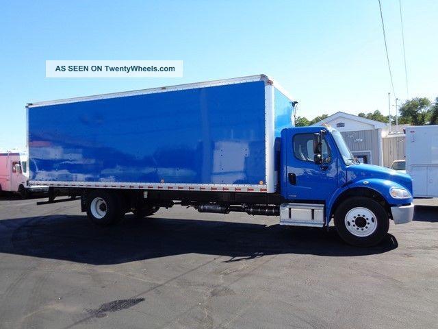 2012 freightliner m2 26 39 box truck. Black Bedroom Furniture Sets. Home Design Ideas
