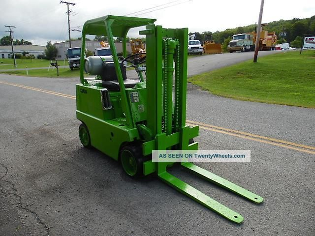 Clark Forklift 1969 C25b Related Keywords & Suggestions