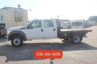 2011 Ford F450 photo