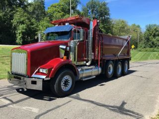 2014 Kenworth T800 photo