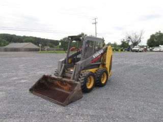 2003 Volvo Mc 60 Skid Steer Loader photo