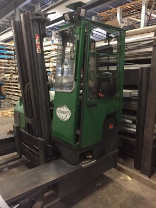 Combilift Side Loader Fork Truck photo