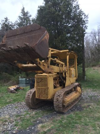 Caterpillar 951b Track Loader photo