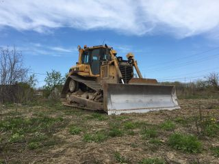 Caterpillar D6r Lgp Dozer Cat D6 Bulldozer photo