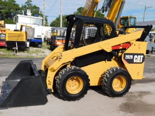 2015 Cat 262 - D Skid Steer