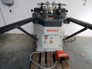 Elumatec - Corner Crimper Ep 124 photo