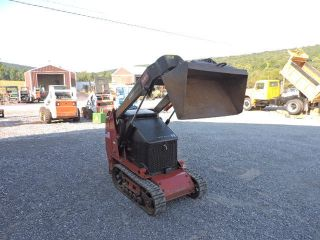 2011 Toro Dingo Tx525 Mini Rubber Track Skid Steer Loader Bobcat Loader Kubota photo