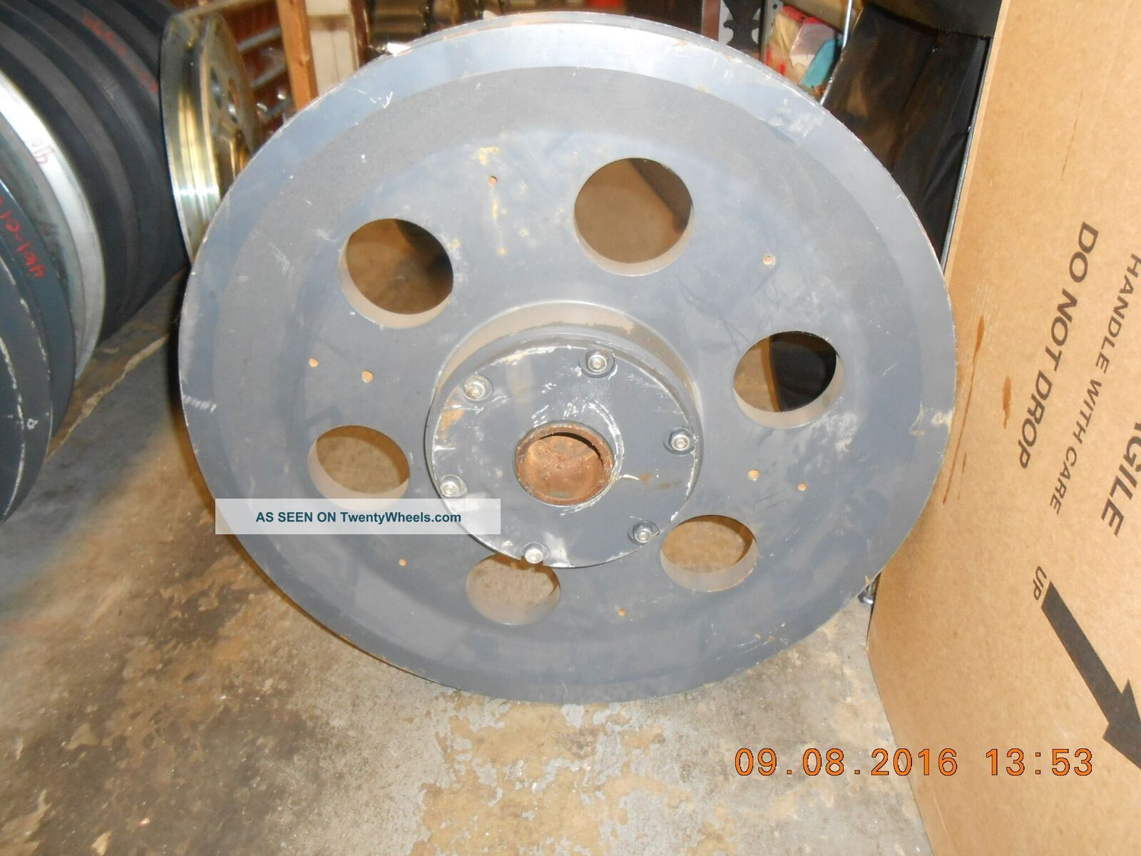 Soilmec Sheave / Pulley Other Construction photo